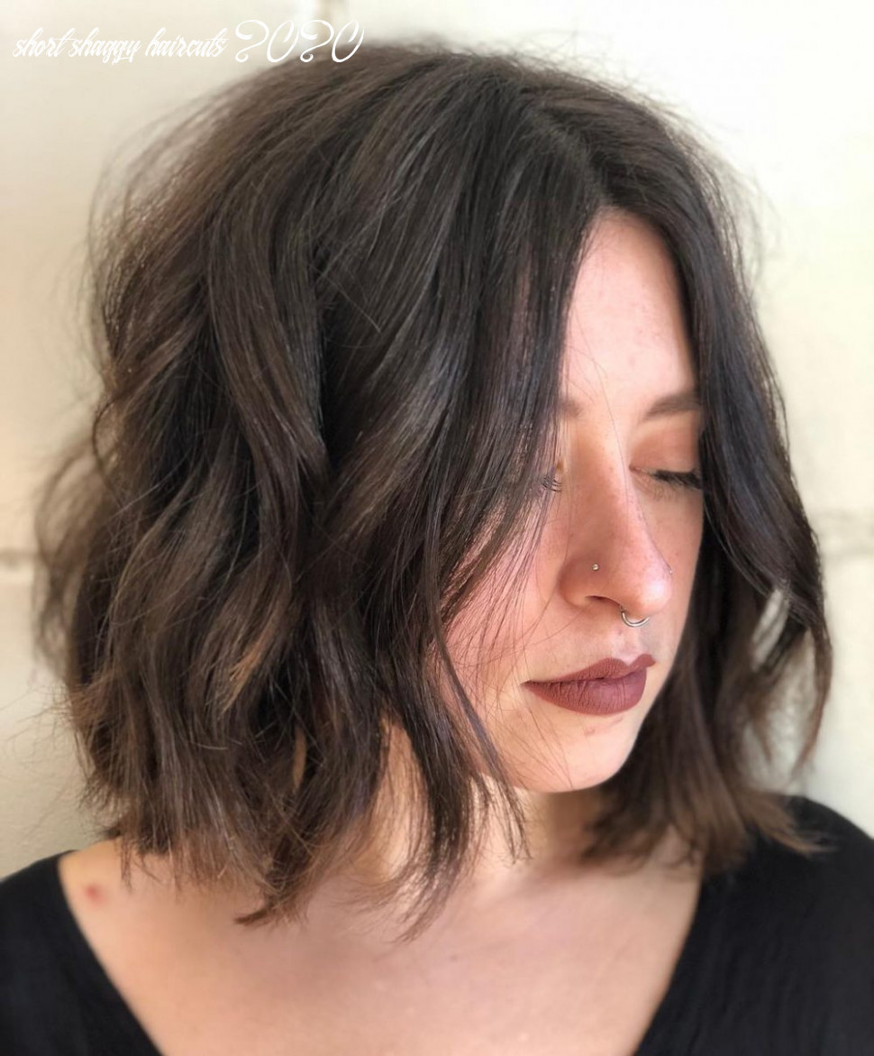 Top 10 Short Shag Haircuts to Get in 10