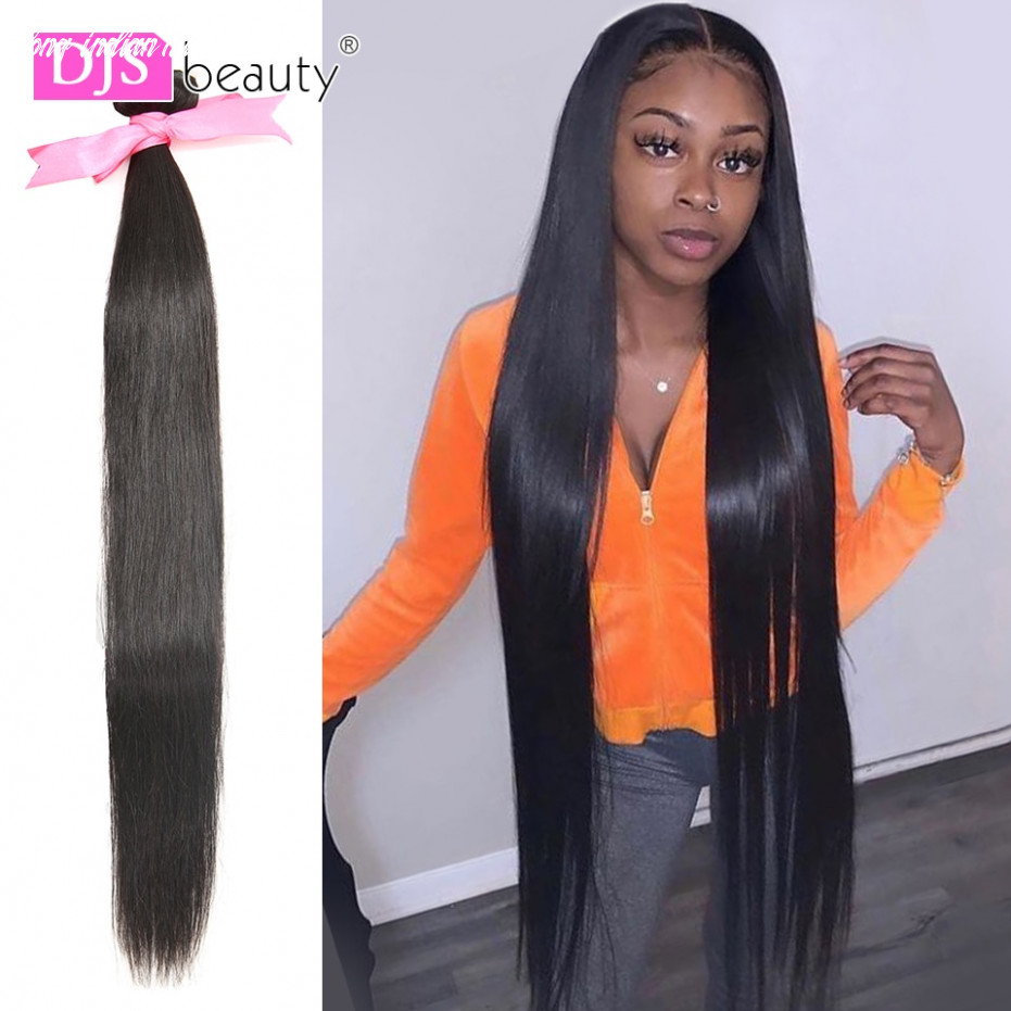 US $8.8 8% OFF 8 8 8 8 Inch Straight Hair Bundles Long Length Indian  Hair Weave Bundles 8% Human Hair Extentions Natural Color Remy Hair Hair  ...