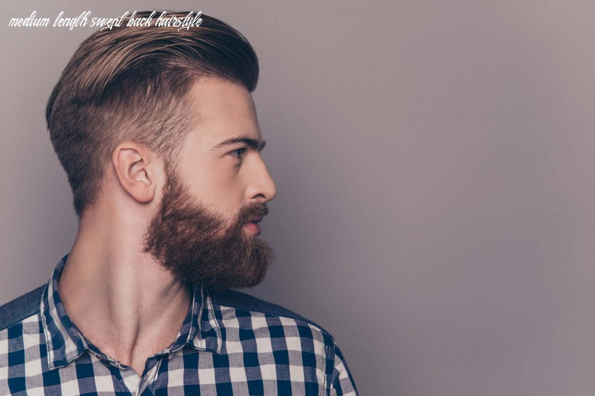10 Amazing Slicked Back Undercut Ideas You Need To Try! | Outsons ...
