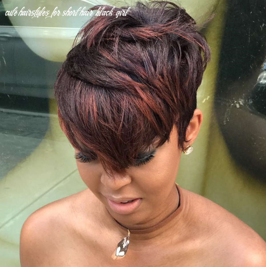 10 Short Hairstyles for Black Women to Steal Everyone's Attention