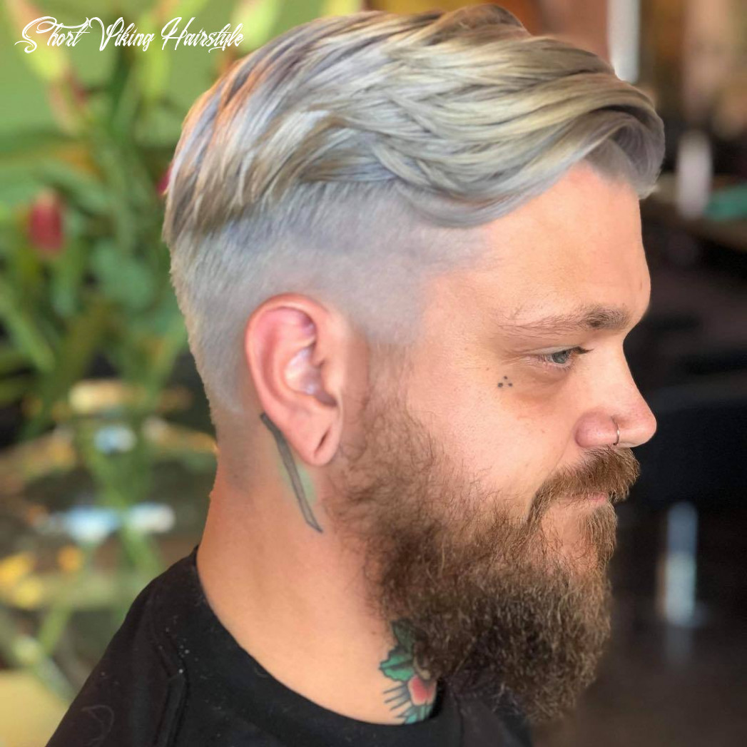 11 Best Viking Hairstyles for the Rugged Man (11 Update)
