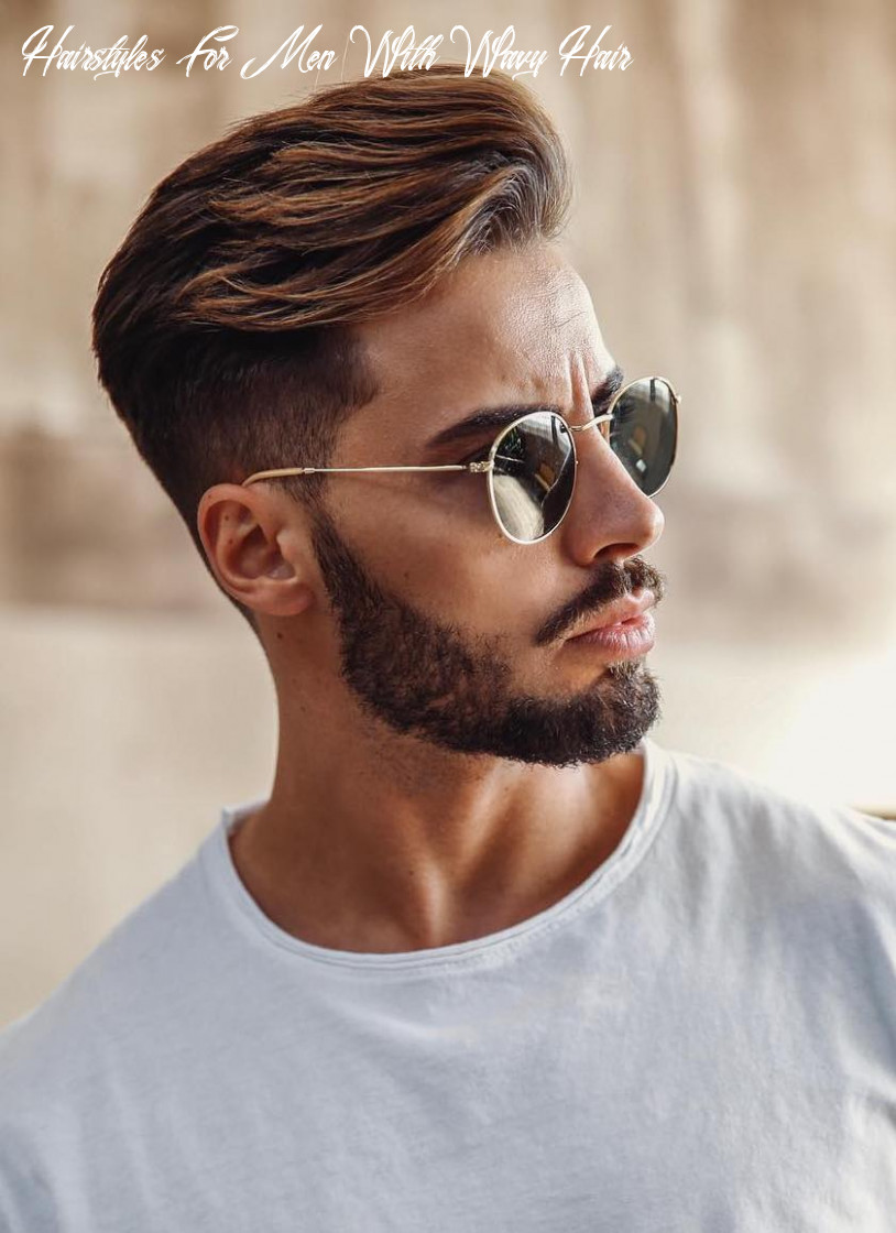 11 Hairstyles for Men with Wavy Hair