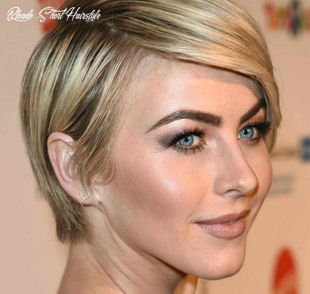11+ Pretty Short Blond Hairstyles For Fashionable Women - Fashions ...