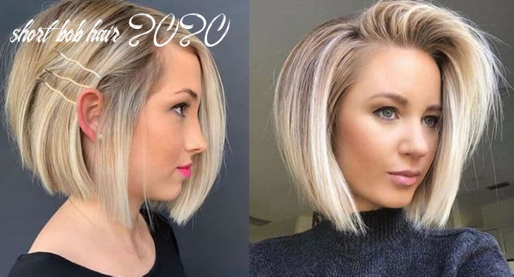 12 Bob haircuts are a hairstyle that will bring change to your life