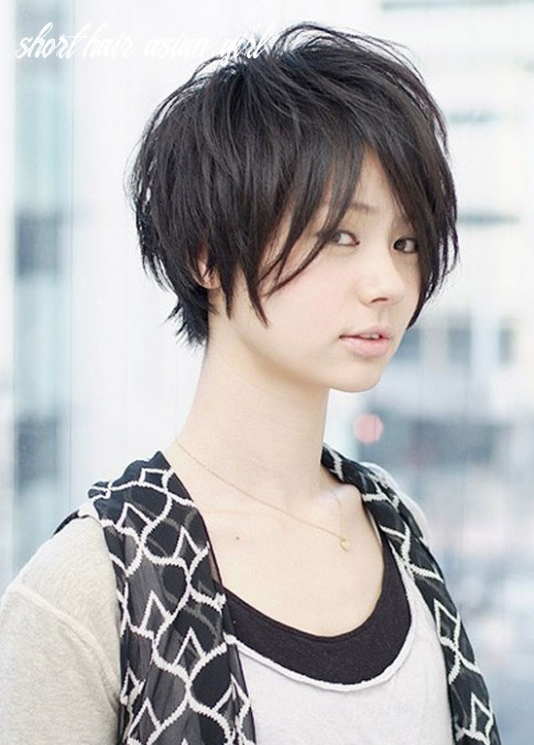 12 Incredible Short Hairstyles for Asian Women (July. 12)