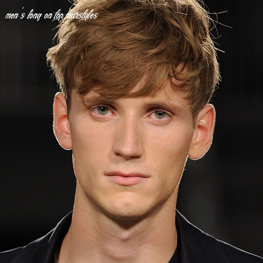 12 Long-On-Top Hairstyles for Men