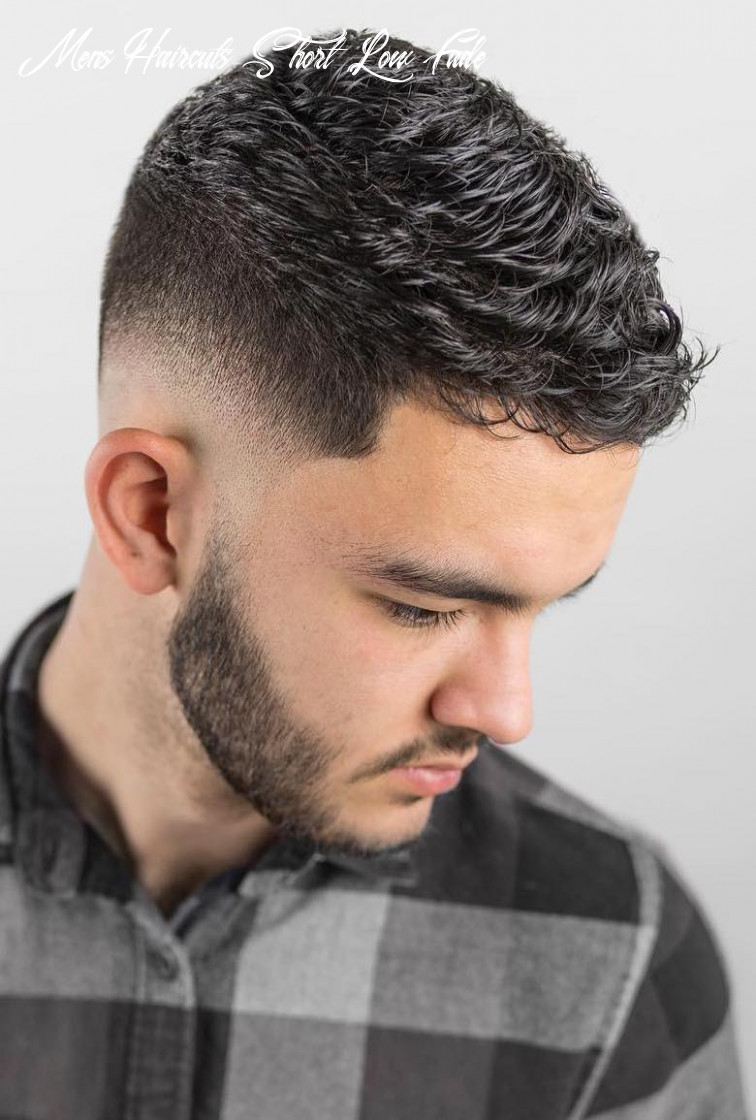 12+ Low Fade Haircuts for Stylish Guys