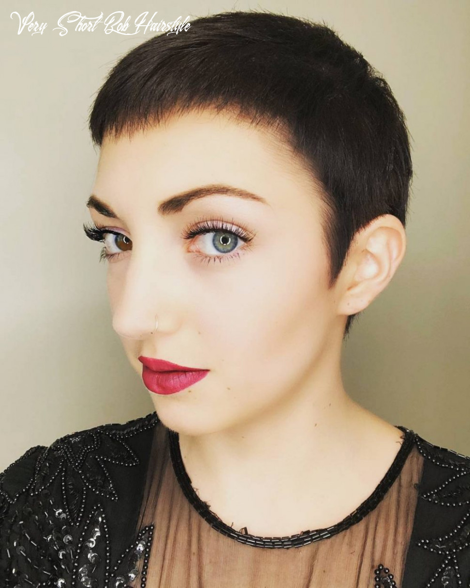 12 Very Short Haircuts for Women Trending in 12