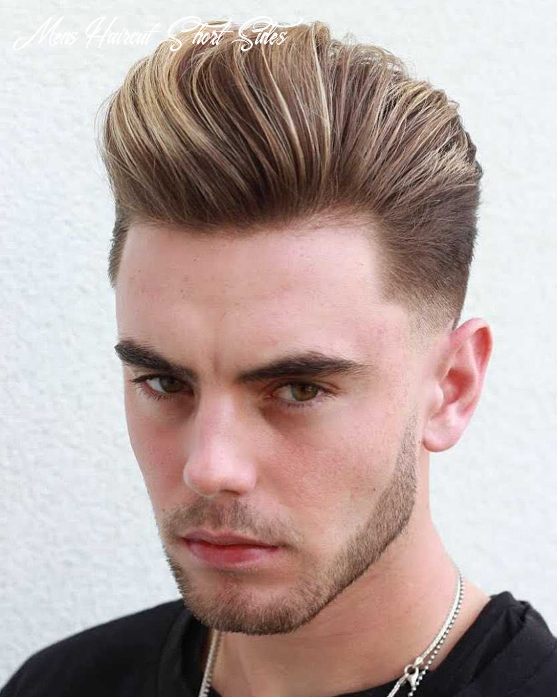 8 Awesome Examples of Short Sides, Long Top Haircuts for Men ...