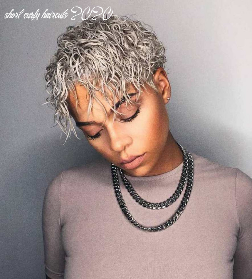 8 Best Haircuts and Hairstyles for Short Curly Hair in 8 ...