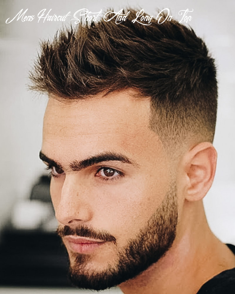 8 Best Short Haircuts: Men's Short Hairstyles Guide With Photos ...