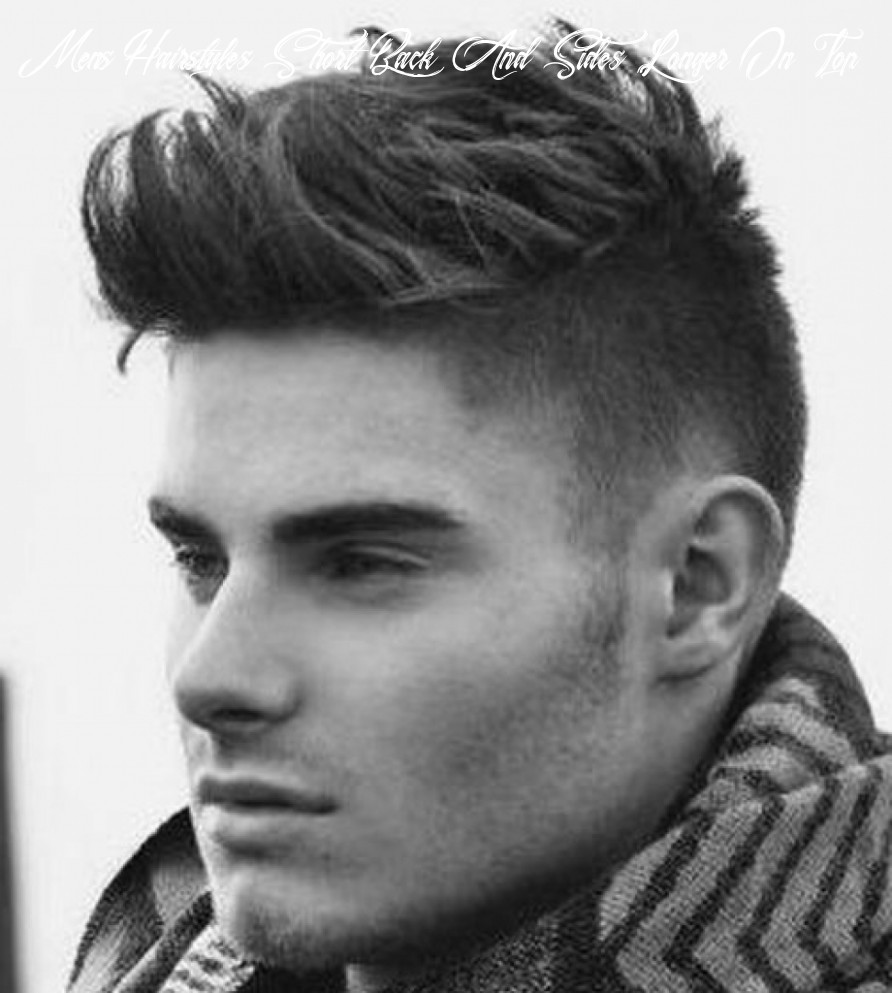 8 Common Misconceptions About Mens Haircut Short Sides Long Top ...
