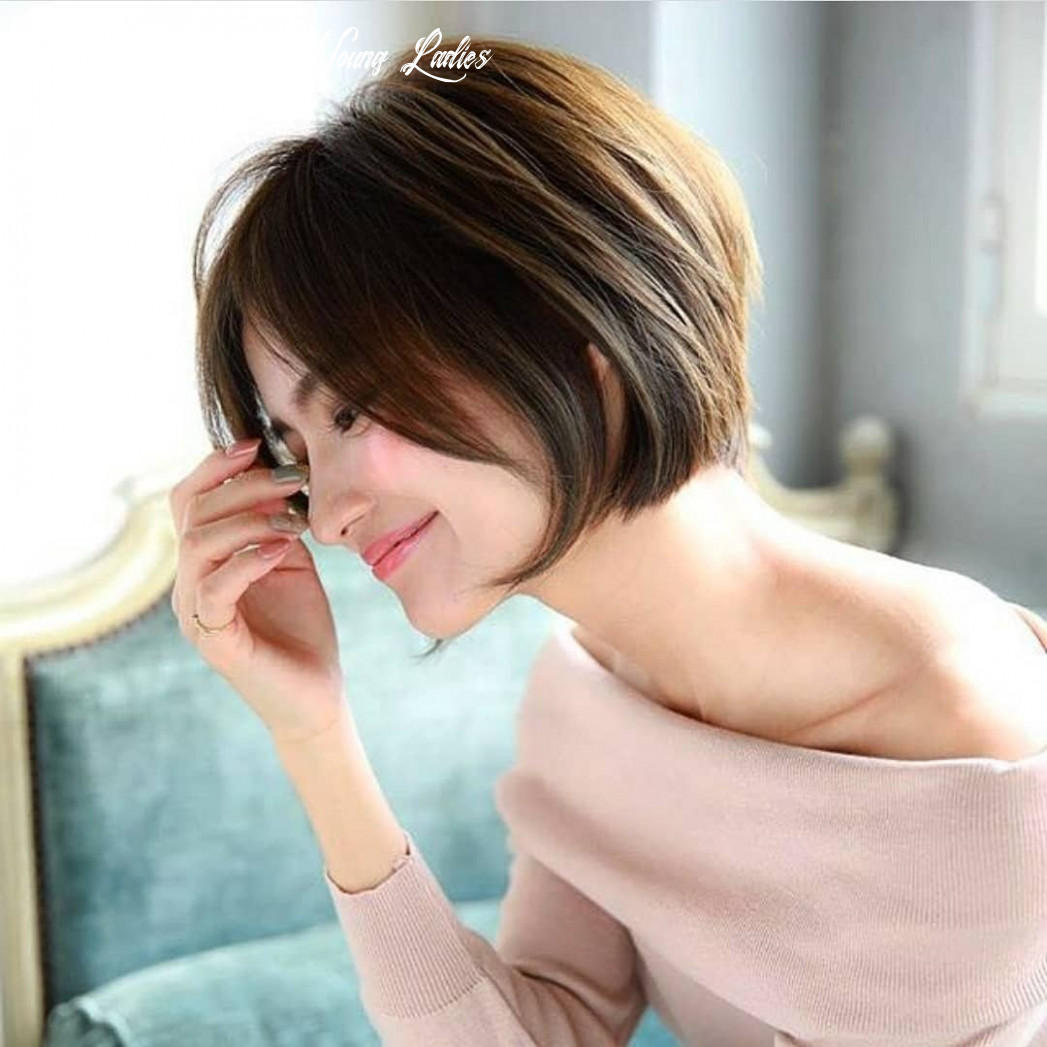 8 Cute Short Hairstyles and Haircuts for Young Girls, Short Hair 8