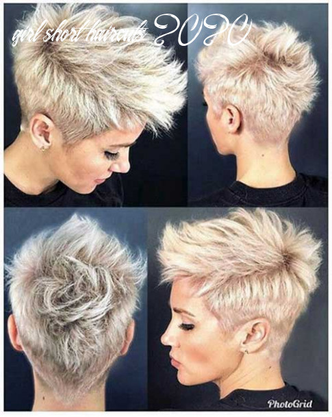 8 Latest Short Hair for Girls in 8 | Short Hairstyles ...