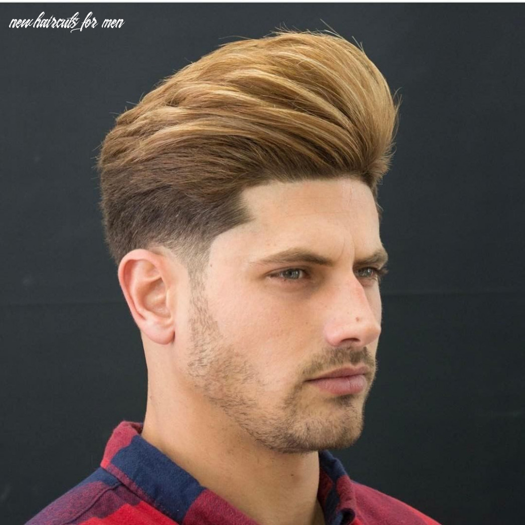 8 New Hairstyles For Men 8 - Check These Cuts