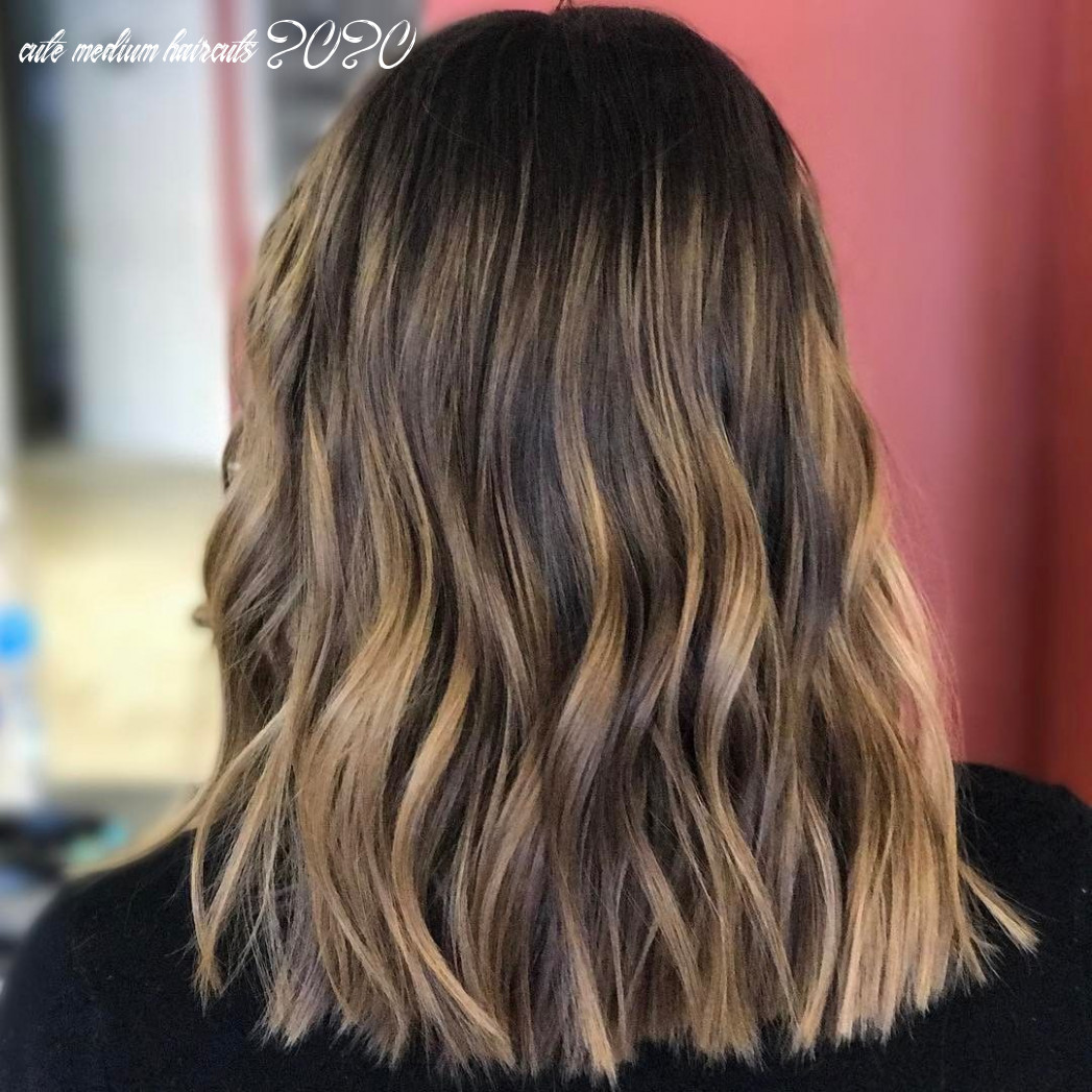 9 Chic Everyday Hairstyles for Shoulder Length Hair 9   Medium ...