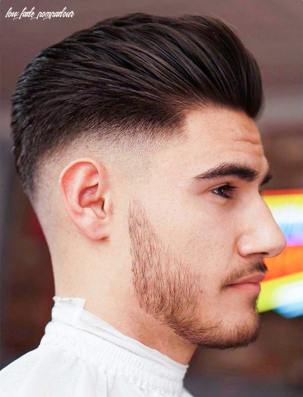 9 Pompadour Hairstyle Variations + Comprehensive Guide