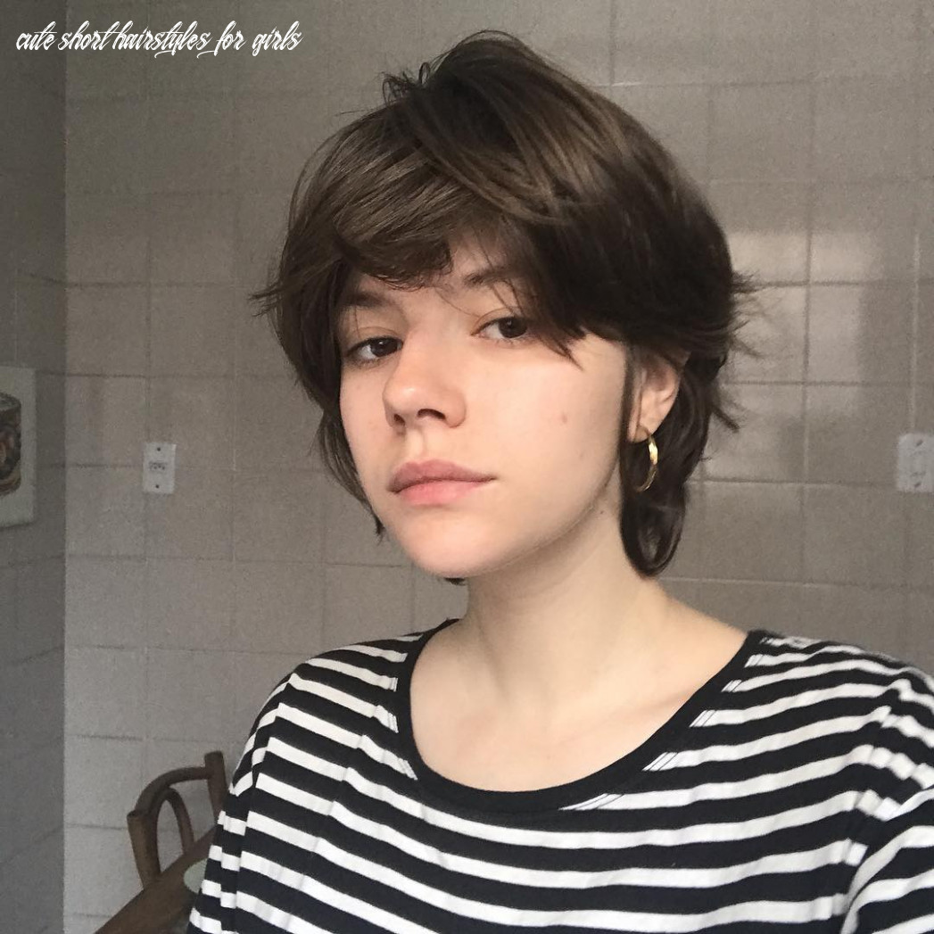 girls, short hair, cute hair and aesthetic - image #8 on ...
