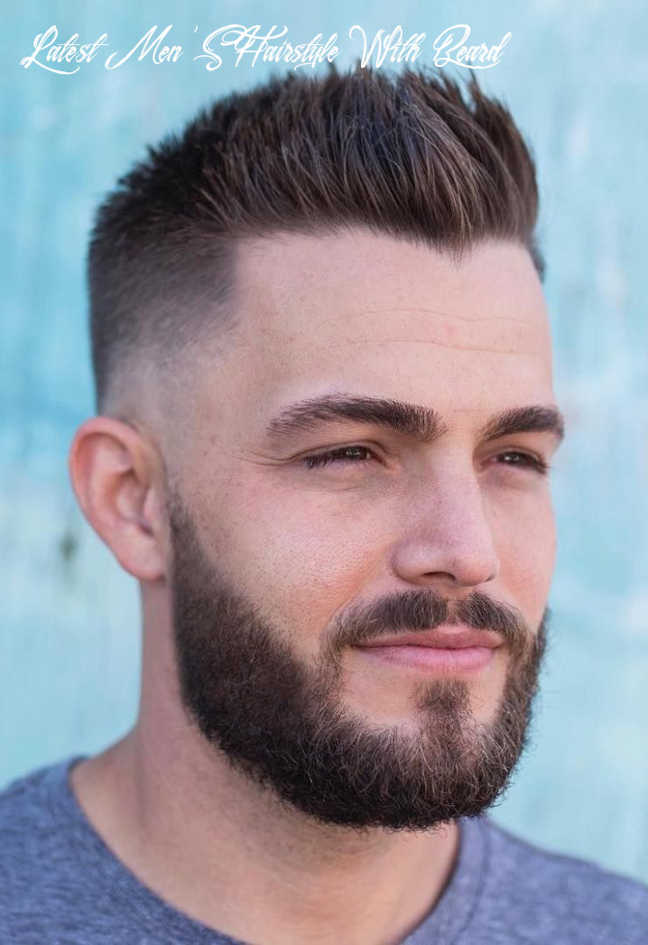 Handsome And Cool – The Latest Men's Hairstyles for 9 | Spiked ...