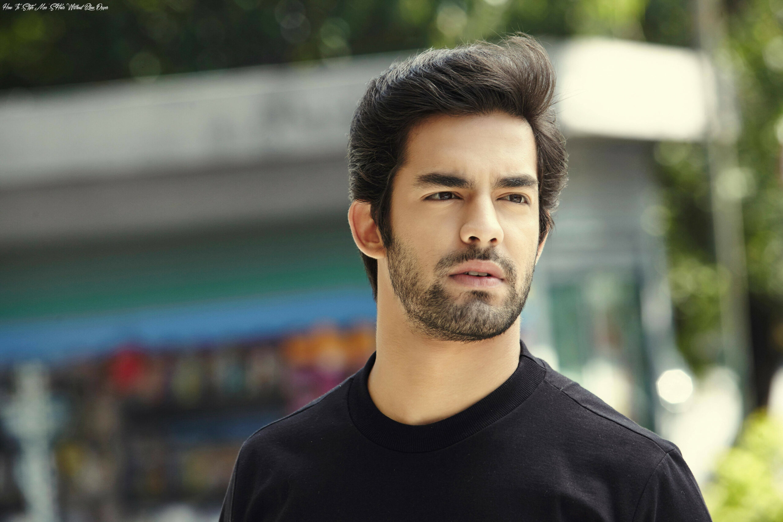 How to Blow Dry Men's Hair for Volume: 10 Looks to Try