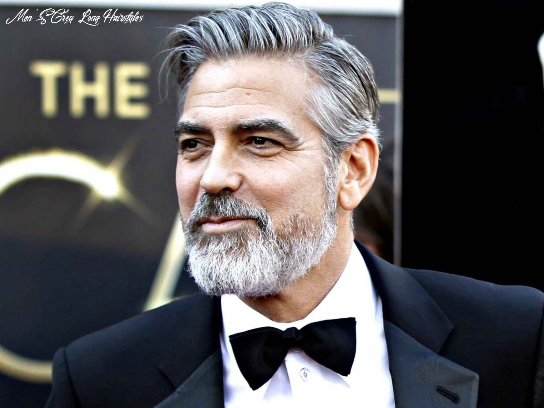 How to Deal With Grey Hair | Man of Many