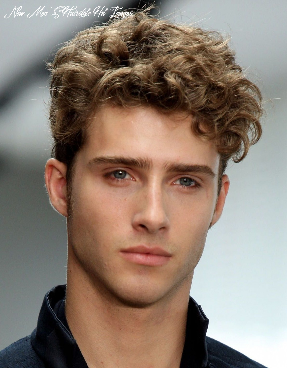Image for New Haircuts For Men Hairstyles HD 9   Curly hair men ...