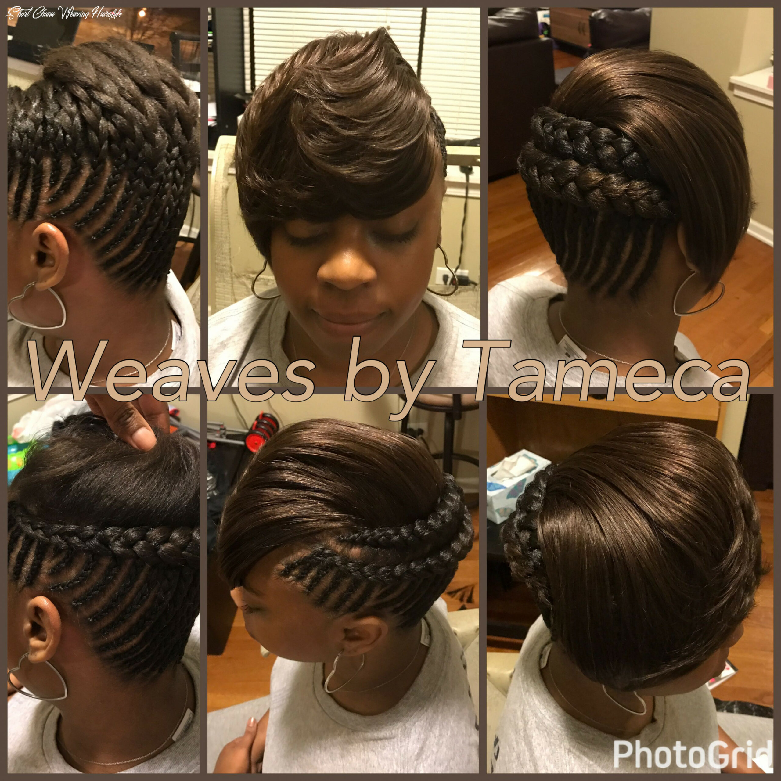 Latest Awesome Ghana Braids Hairstyles | Quick weave hairstyles ...