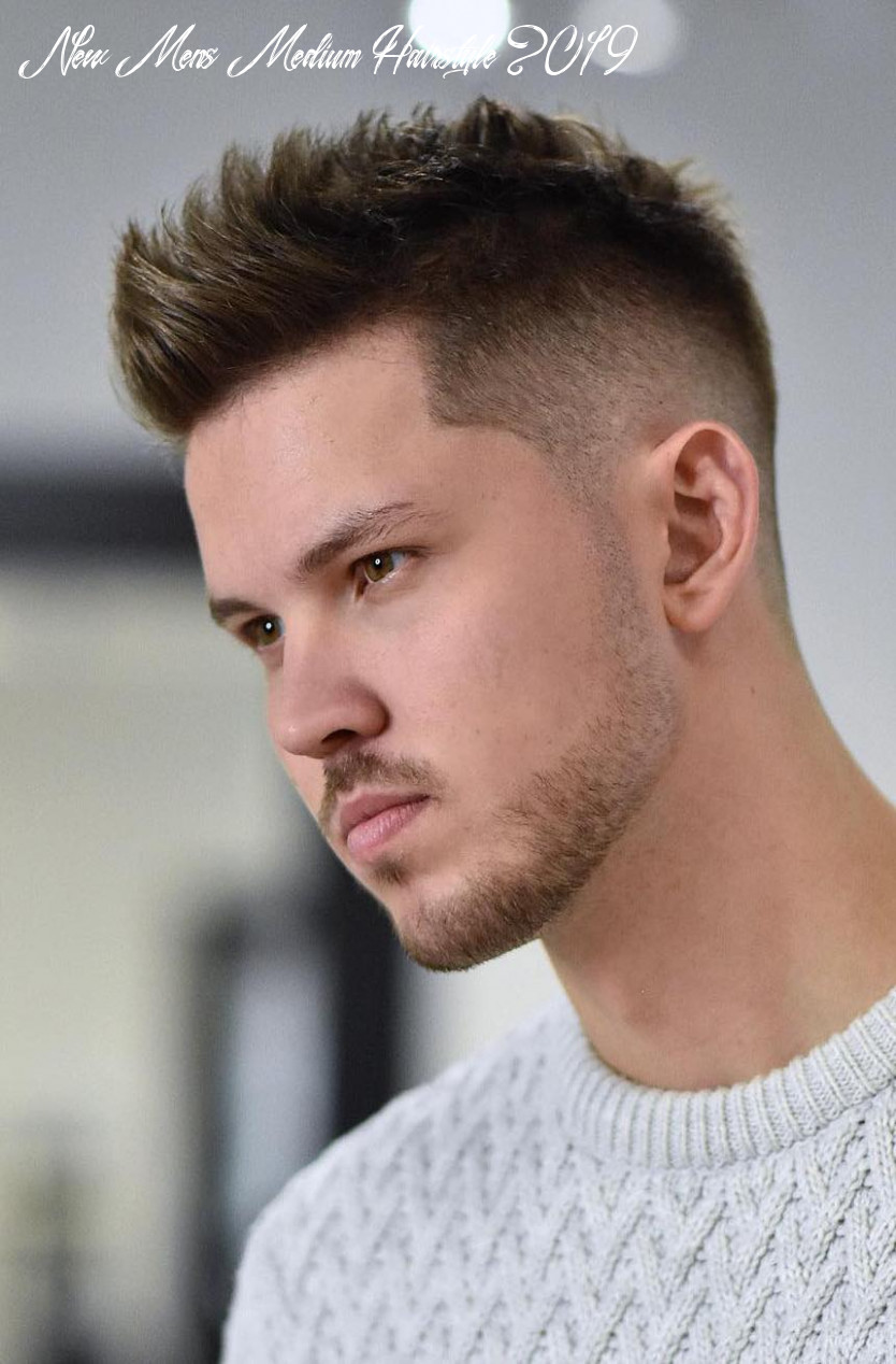 Men's Hairstyle 8
