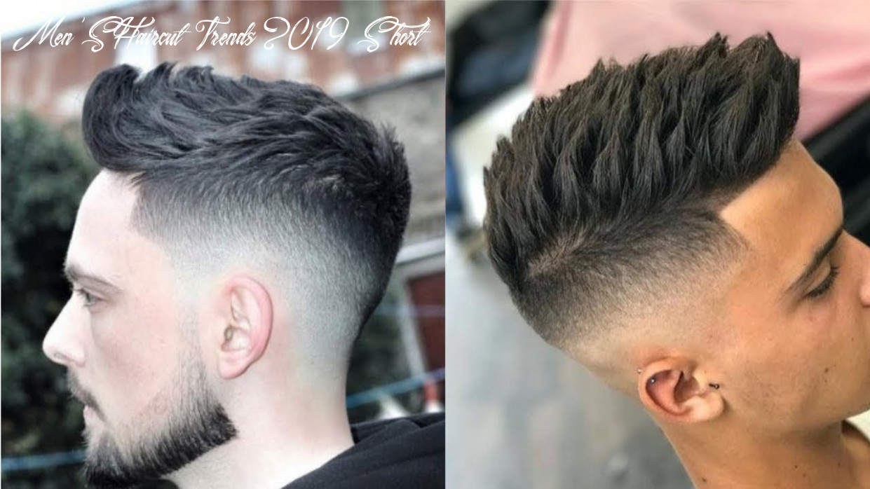 Most Stylish Short Hairstyles For Men 10 - Men's Short Haircuts Trends  10