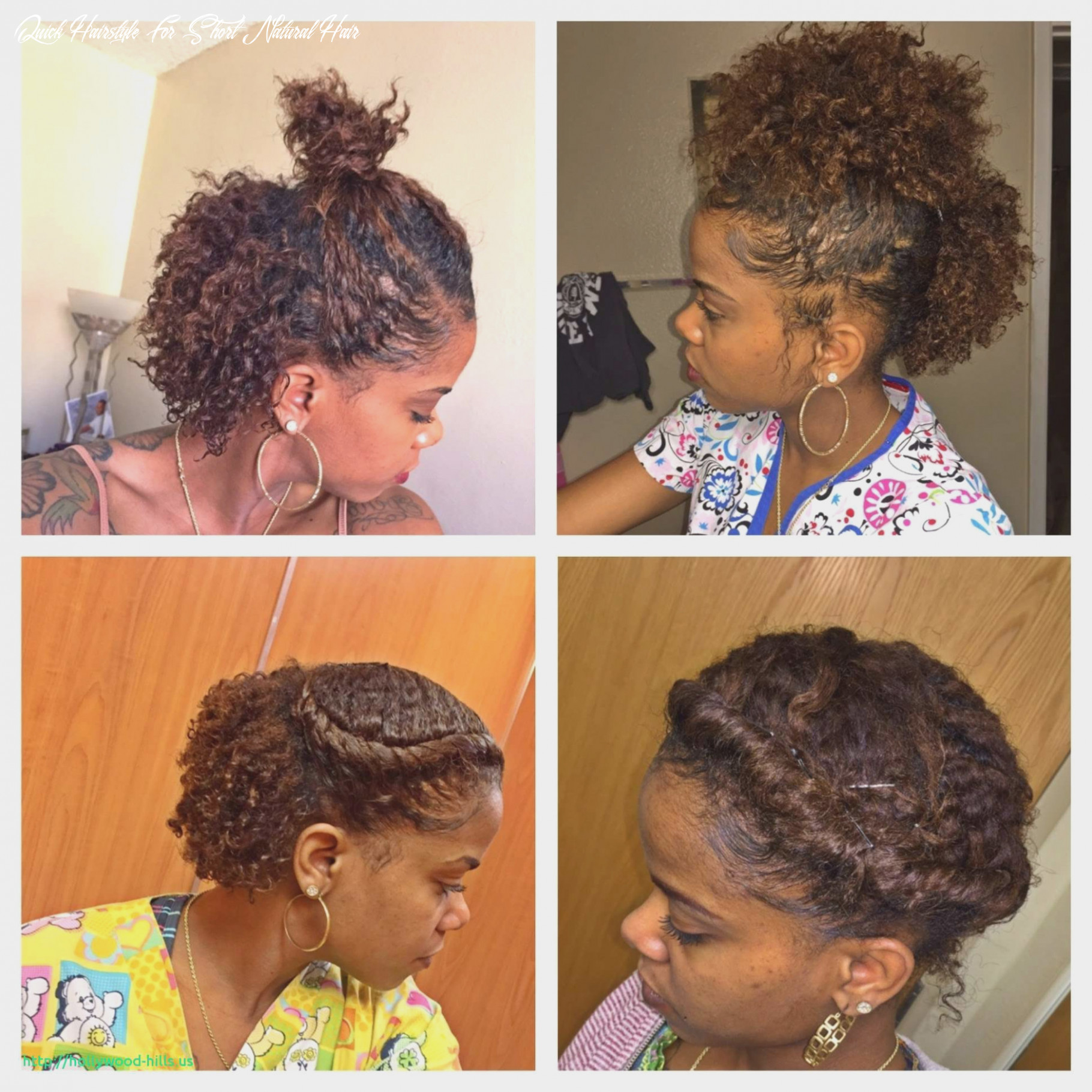 Natural Hairstyles Braids Awesome Very Short Natural Hairstyles ...