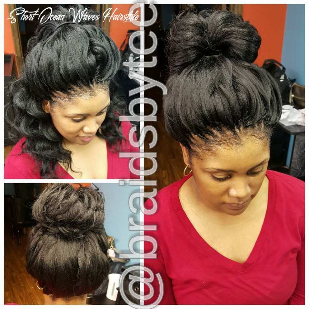 Ocean Wave Updo Hairstyles   Find your Perfect Hair Style