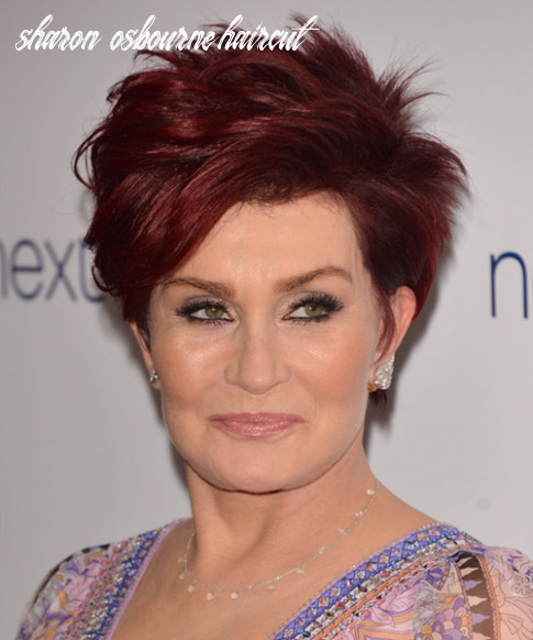 Sharon Osbourne Hairstyles, Hair Cuts and Colors