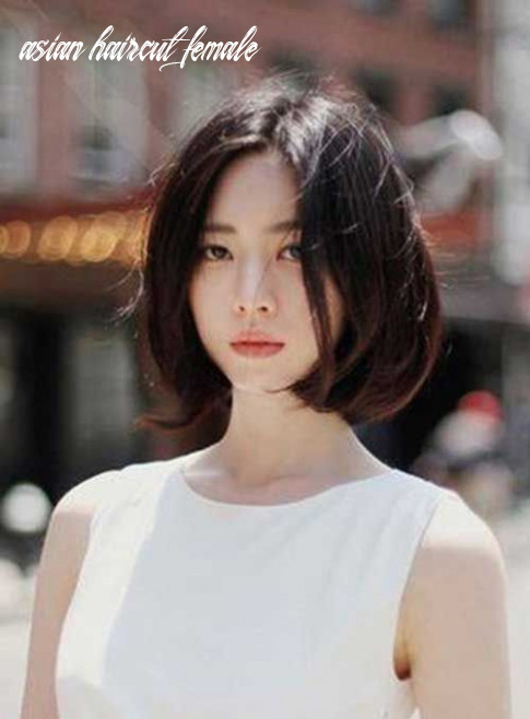 Short Haircut Asian Female Best Hairstyle And Ideas   Asian short ...