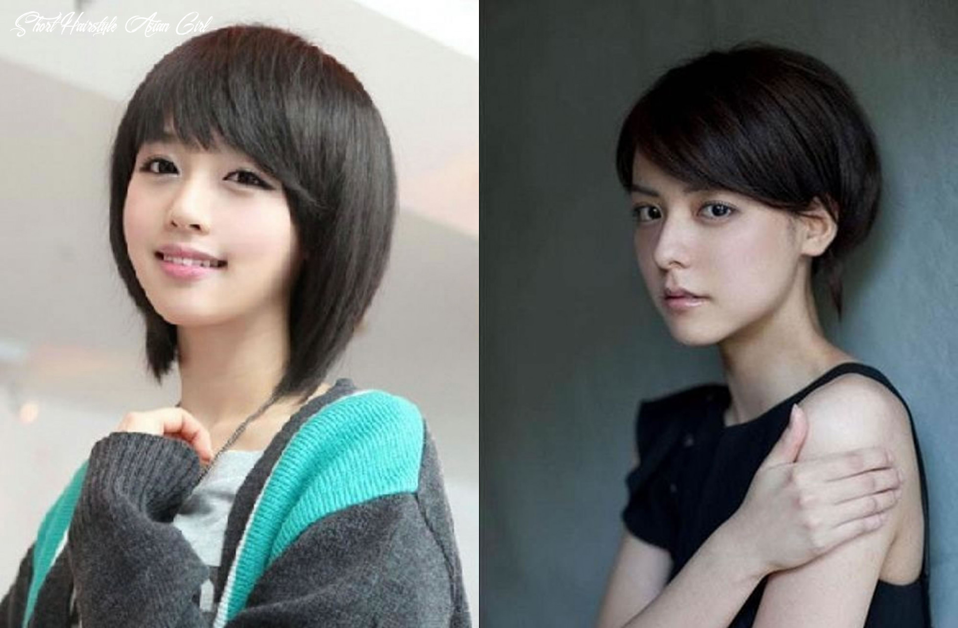 Short Haircuts for Asian Women - Best Pixie Hair Cut Image - Page ...