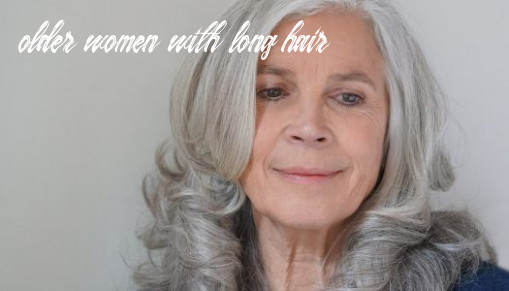 Short, Medium, Long Haircuts and Hairstyles for Older Women