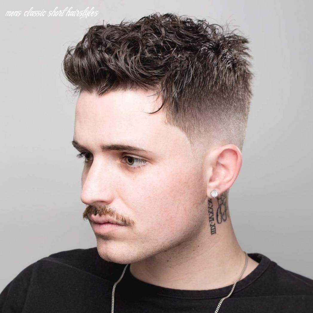 The 12 Best Short Hairstyles for Men | Improb
