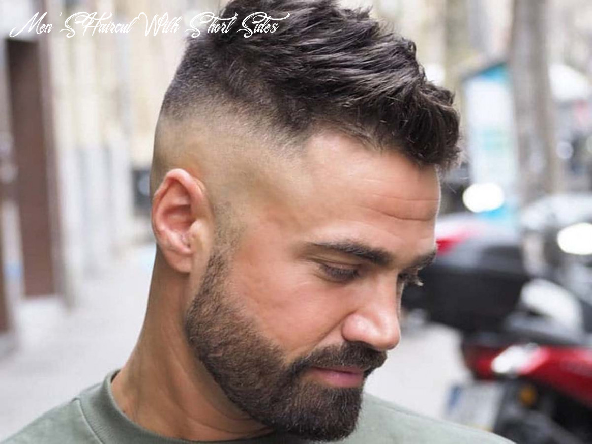 Top 9 Short Men's Hairstyle - Find Health Tips