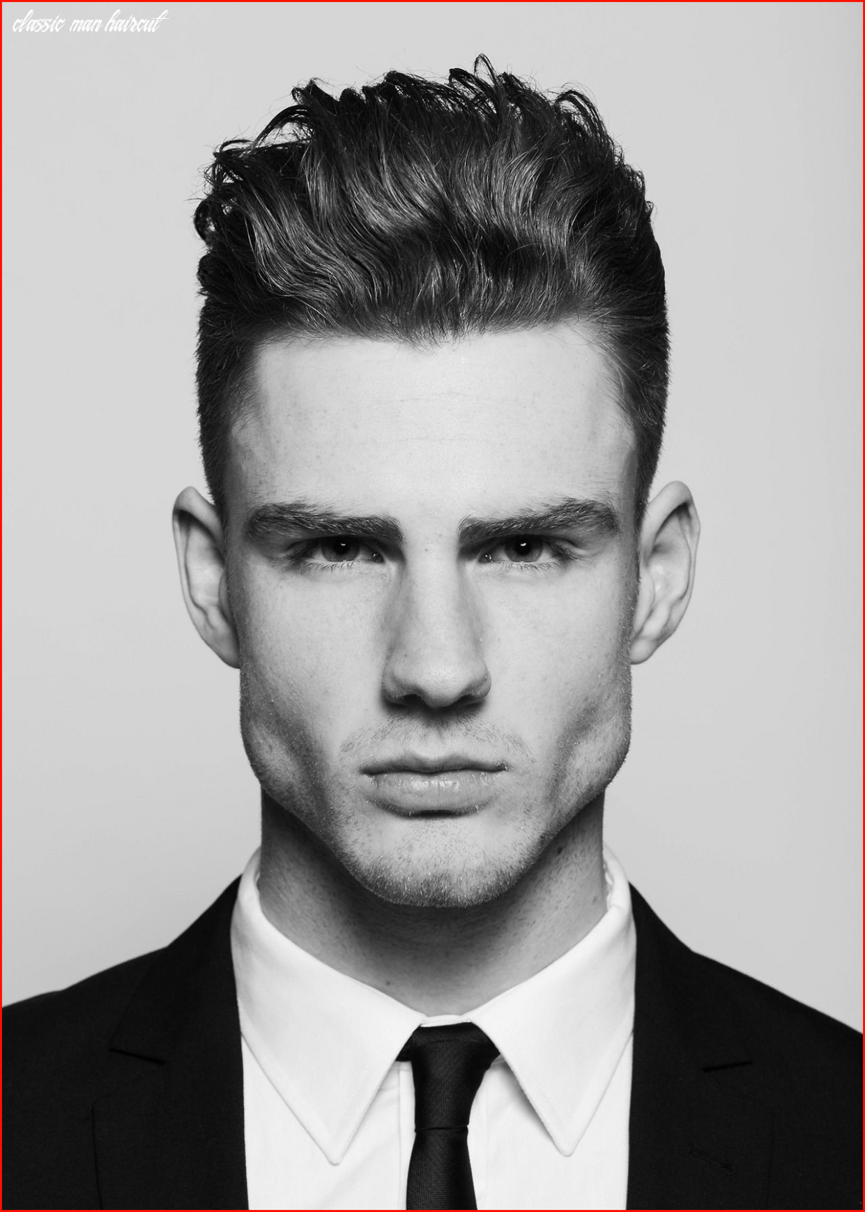 Top Classic Mens Hairstyles Photos Of Mens Hairstyles Tutorials ...