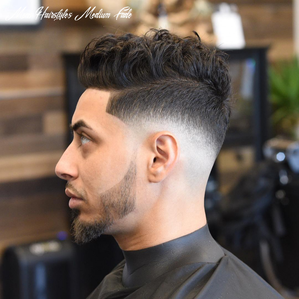 What Is Mid Fade? 8 Best Medium Fade Haircuts - Men's Hairstyles