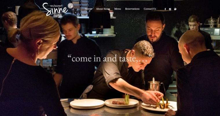 阿姆斯特丹米其林餐廳,至今最棒的用餐經驗