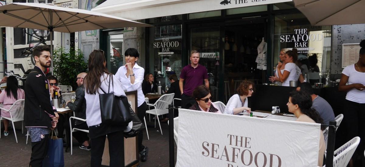 錯過會後悔的濃郁龍蝦湯及超讚海鮮拼盤-The Seafood Bar