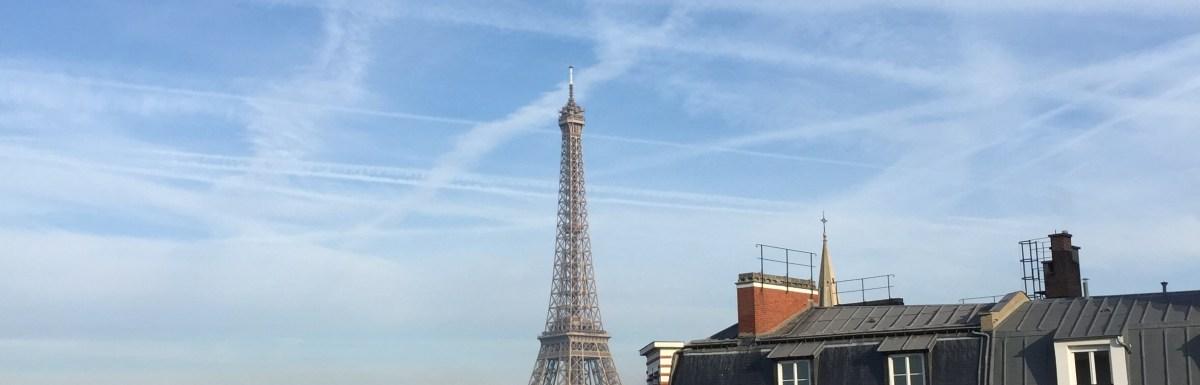 巴黎住宿推薦(近巴黎鐵塔)