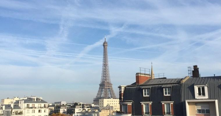 [巴黎] 住宿推薦,近巴黎鐵塔 (含巴黎餐廳推薦)