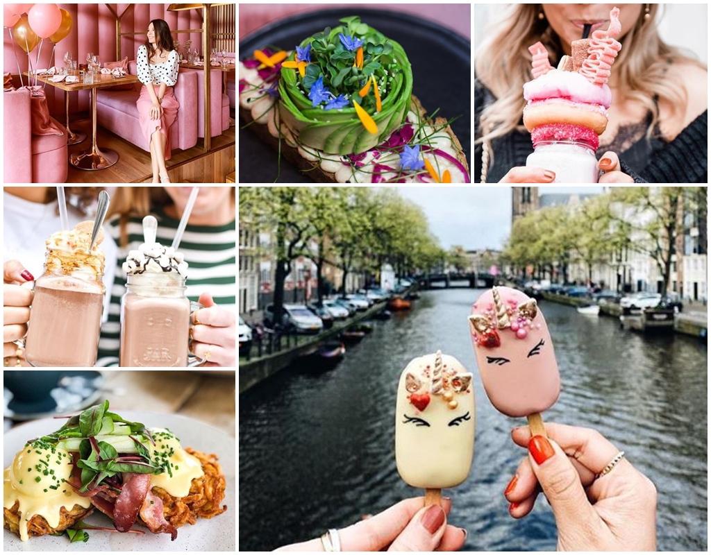 阿姆斯特丹網美店,每間都是打卡的好地方!