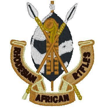 1/72 Rhodesian African Rifles