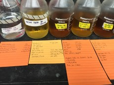 Protocols to make PBS buffer, LB, TB, 2xYT, and SB bacterial culture medium