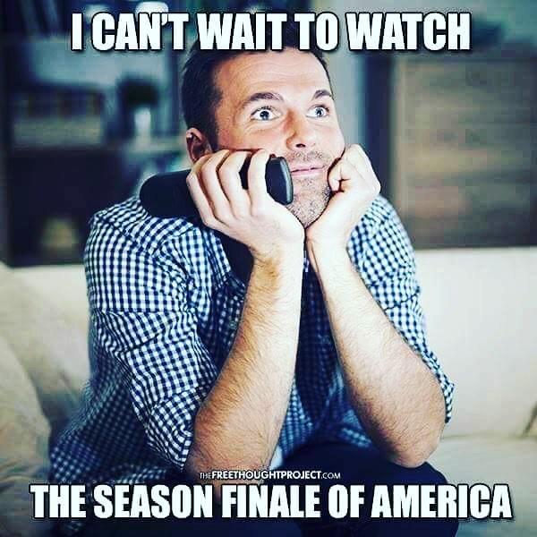 Season Finale of America