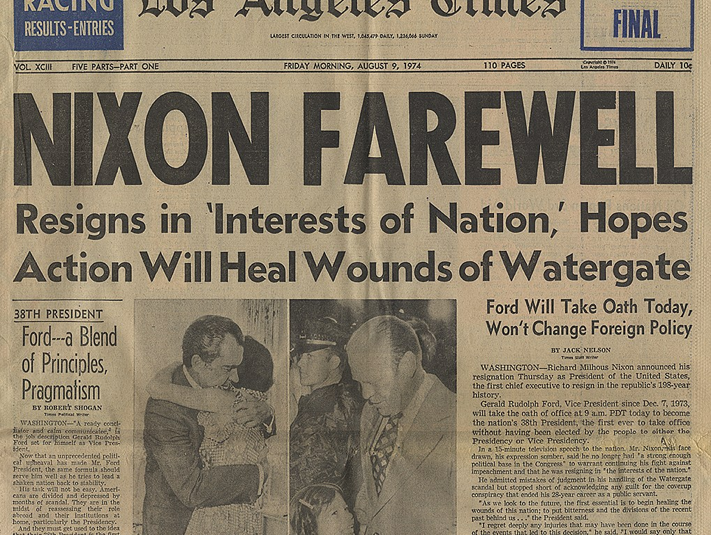 Los Angeles Times 1974