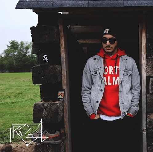 Our Q&A With Rising Chicago Artist ReB'L FiTi