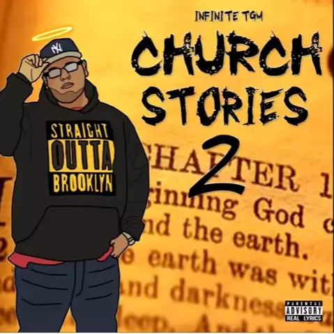 INFINITE TGM - CHURCH STORIES 2 (Mixtape)
